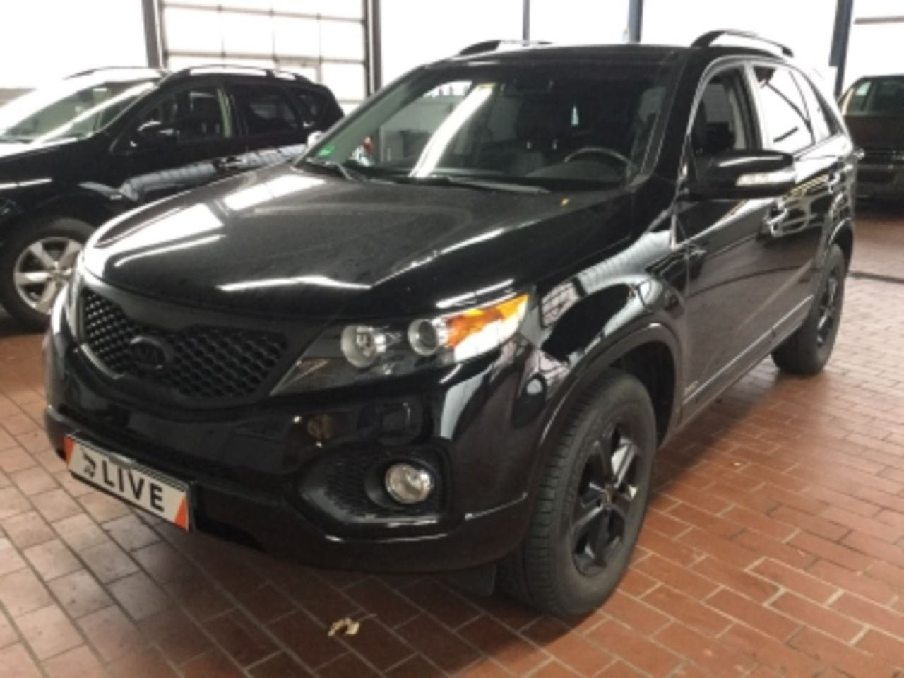 kia sorento 2 2 crdi spirit 4wd xenon navi shz. Black Bedroom Furniture Sets. Home Design Ideas