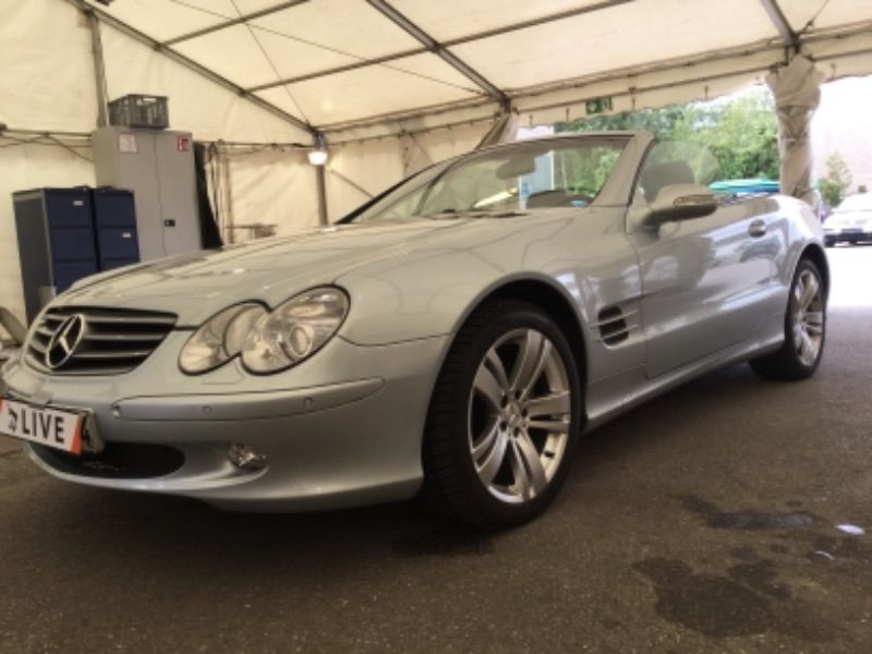 mercedes benz sl 350 xenon navi shz 8 fach. Black Bedroom Furniture Sets. Home Design Ideas