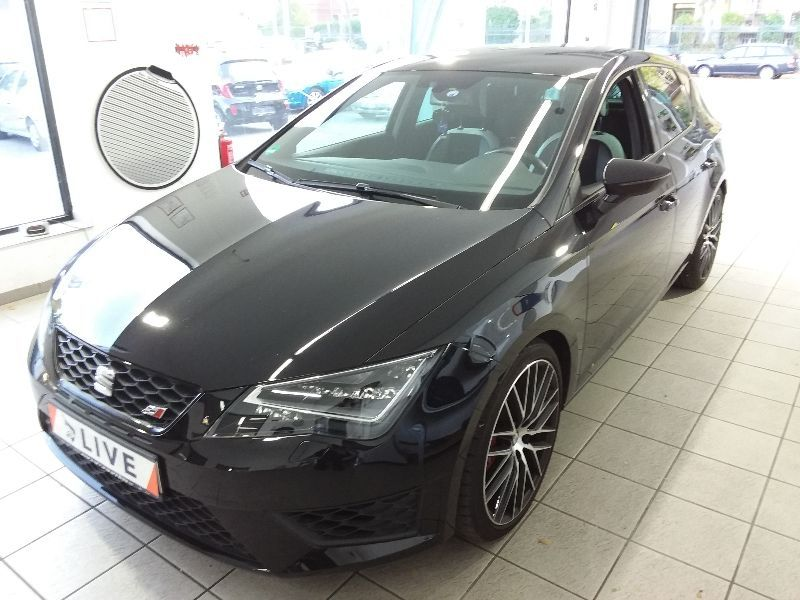 seat leon 2 0 tsi cupra 280 dsg navi shz. Black Bedroom Furniture Sets. Home Design Ideas