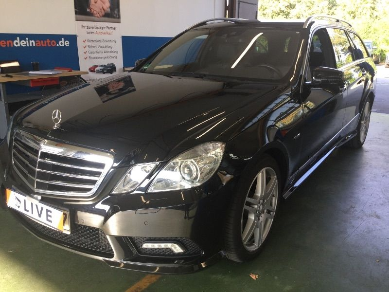 Mercedes benz e 350 cdi blueefficiency avantgarde kamera for E 350 mercedes benz