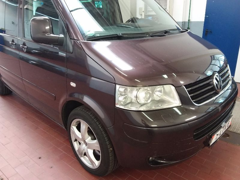 volkswagen t5 2 5 tdi multivan sport edition xenon navi. Black Bedroom Furniture Sets. Home Design Ideas