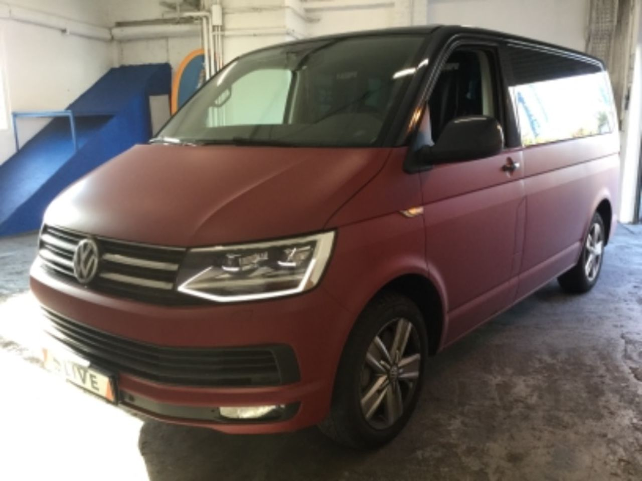 volkswagen t6 2 0 tdi multivan comfortline shz navi. Black Bedroom Furniture Sets. Home Design Ideas