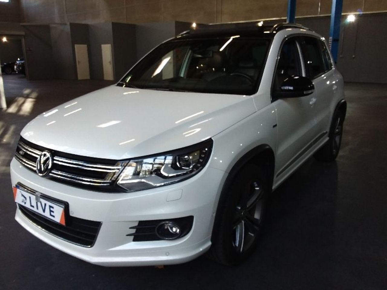 volkswagen tiguan 2 0 tdi cityscape 4motion bmt kamera. Black Bedroom Furniture Sets. Home Design Ideas