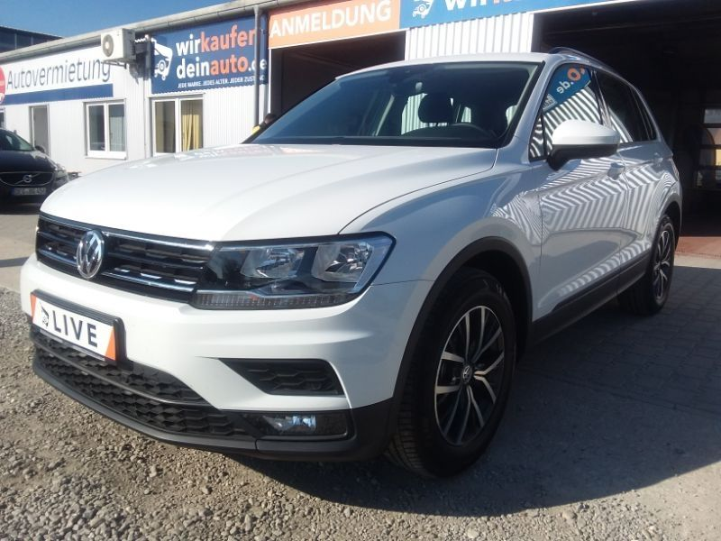 volkswagen tiguan 1 4 tsi act trendline bluemotion shz. Black Bedroom Furniture Sets. Home Design Ideas