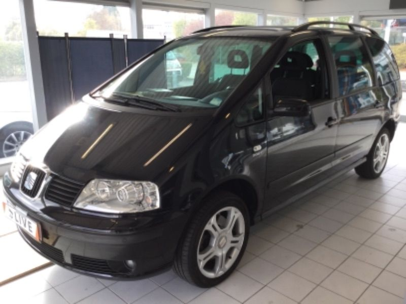 seat alhambra 1 8 turbo stylance xenon pdc. Black Bedroom Furniture Sets. Home Design Ideas