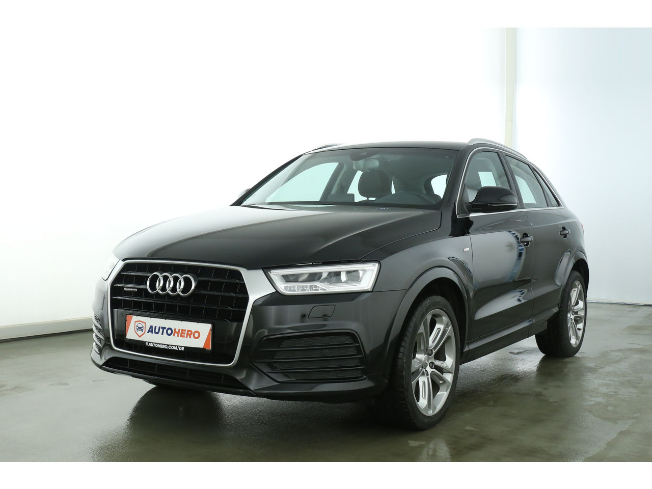 audi q3 2 0 tdi. Black Bedroom Furniture Sets. Home Design Ideas