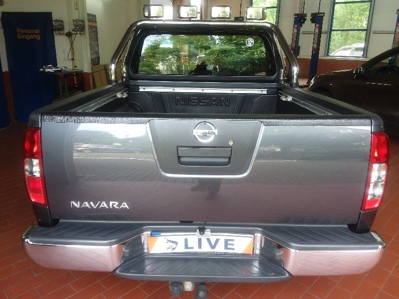 nissan navara pick up 2 5 dci diesel king cab se 4x4. Black Bedroom Furniture Sets. Home Design Ideas