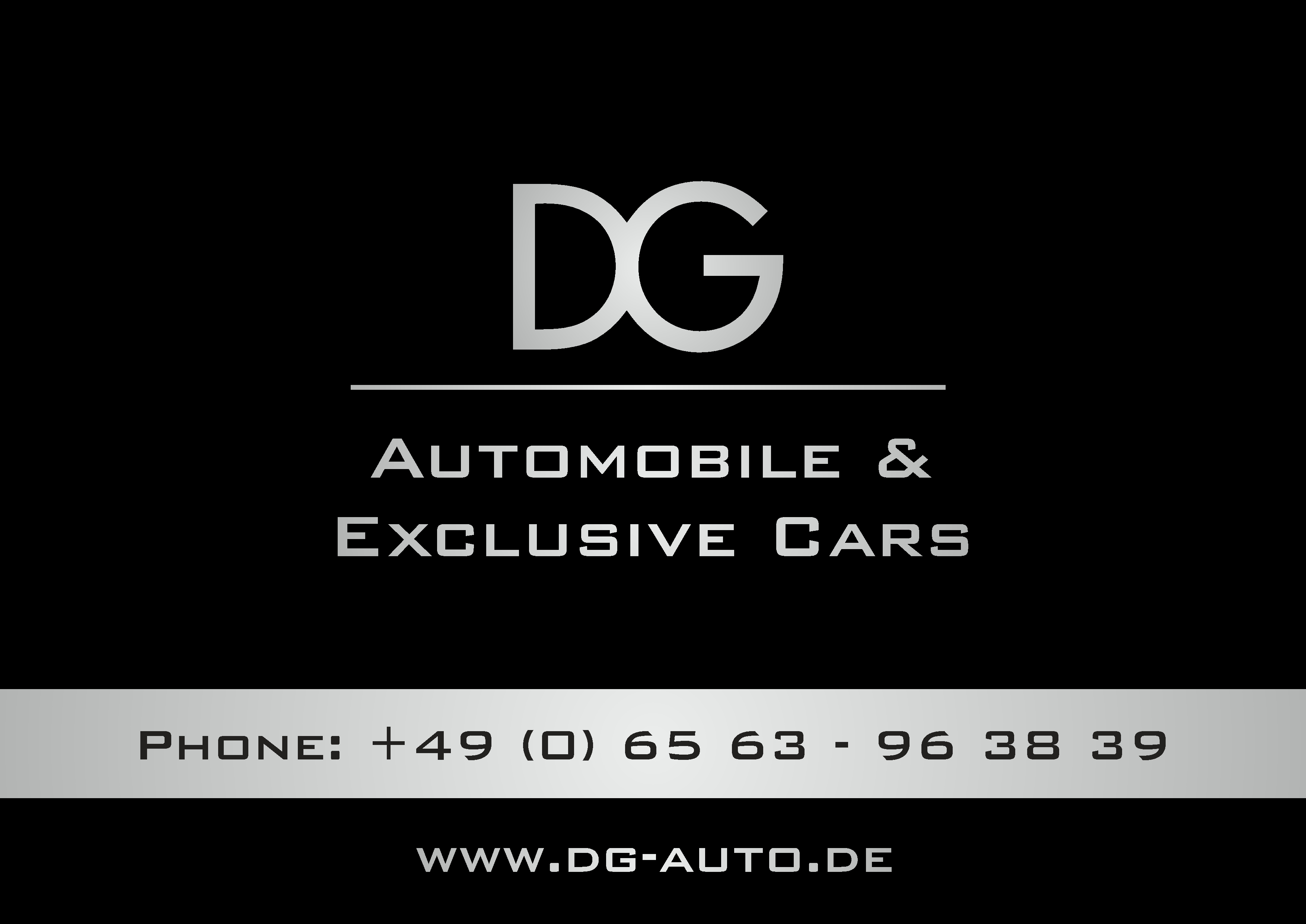 DG Exclusive Cars, Inh. Daniel Godefroid